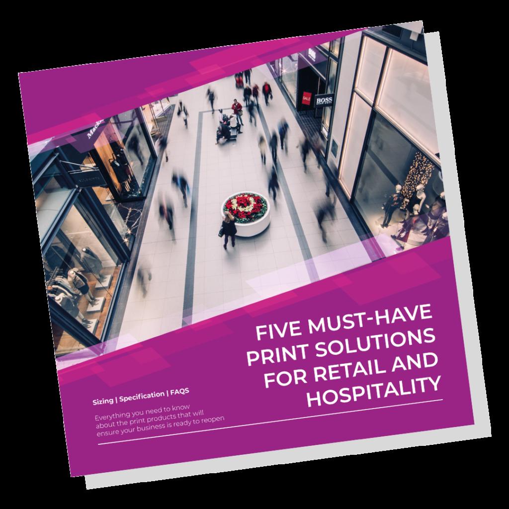 Retail and Hosp Mini Brochure