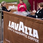 Cafe Barrier Systems - Lavazza