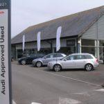 Forecourt Windchaser - Audi