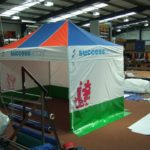 Pop Up Marquee - Success Factory