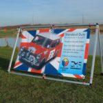 Standard Duty Banner Frame