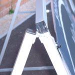 Standard Duty Banner Frame - Corner Joint