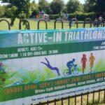 PVC Banner - Triathlon