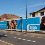 Hoarding - Slough Borough Council