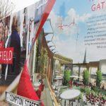 Hoarding - Chesterfield Gateway