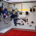Fabric Graphics Popup - Ice Hockey