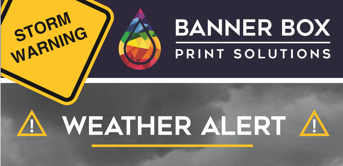 Weather Warning email updates
