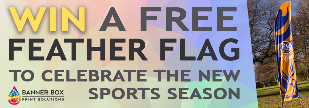 feather flag giveaway