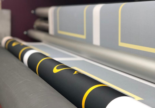 Large Format Print Roll