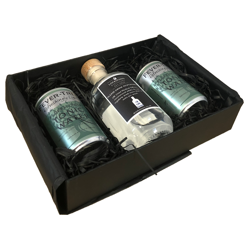 Personalised Gin Gift Set