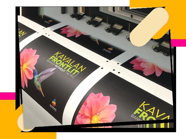 Kavalan Sustainable Printing