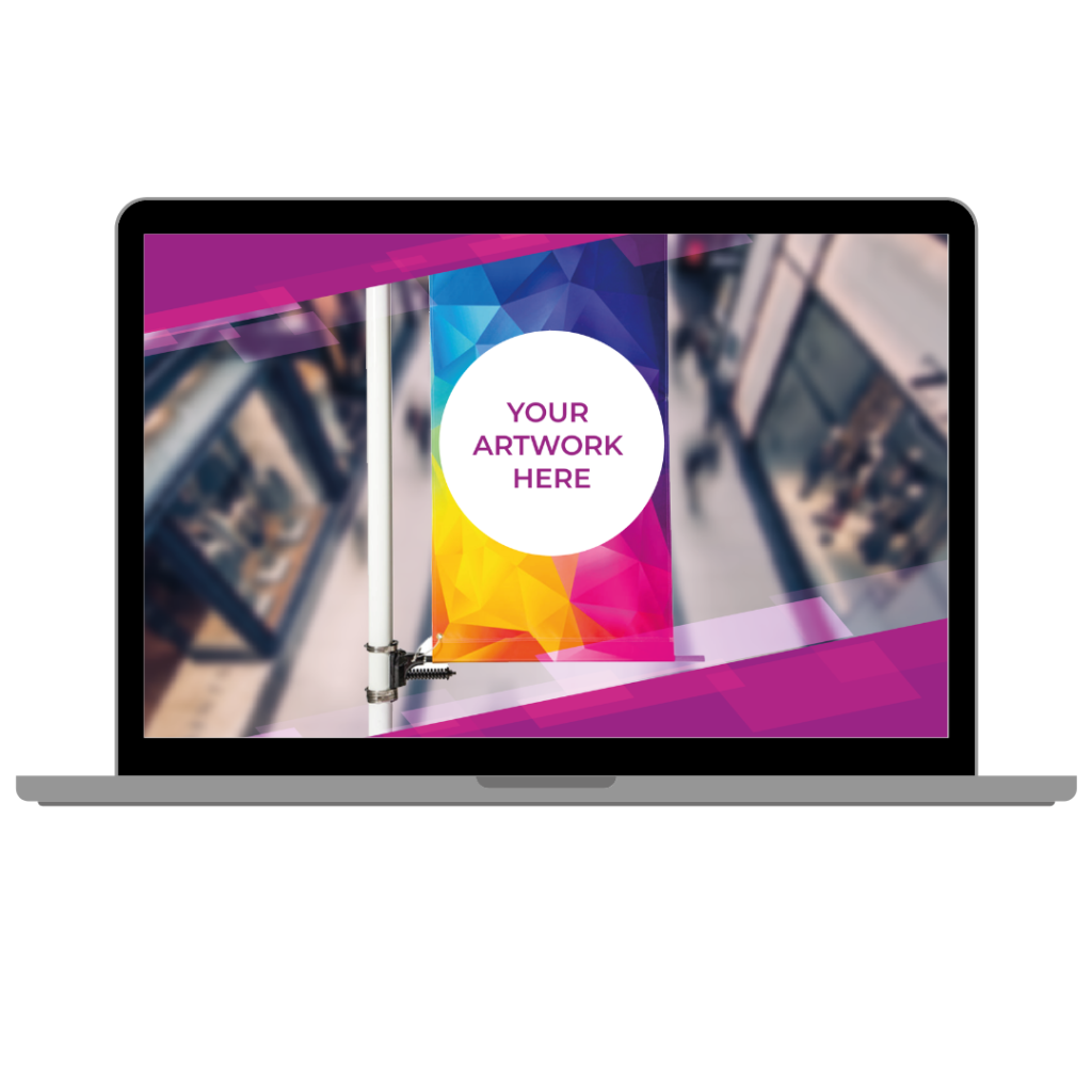 Laptop Social Media Graphics