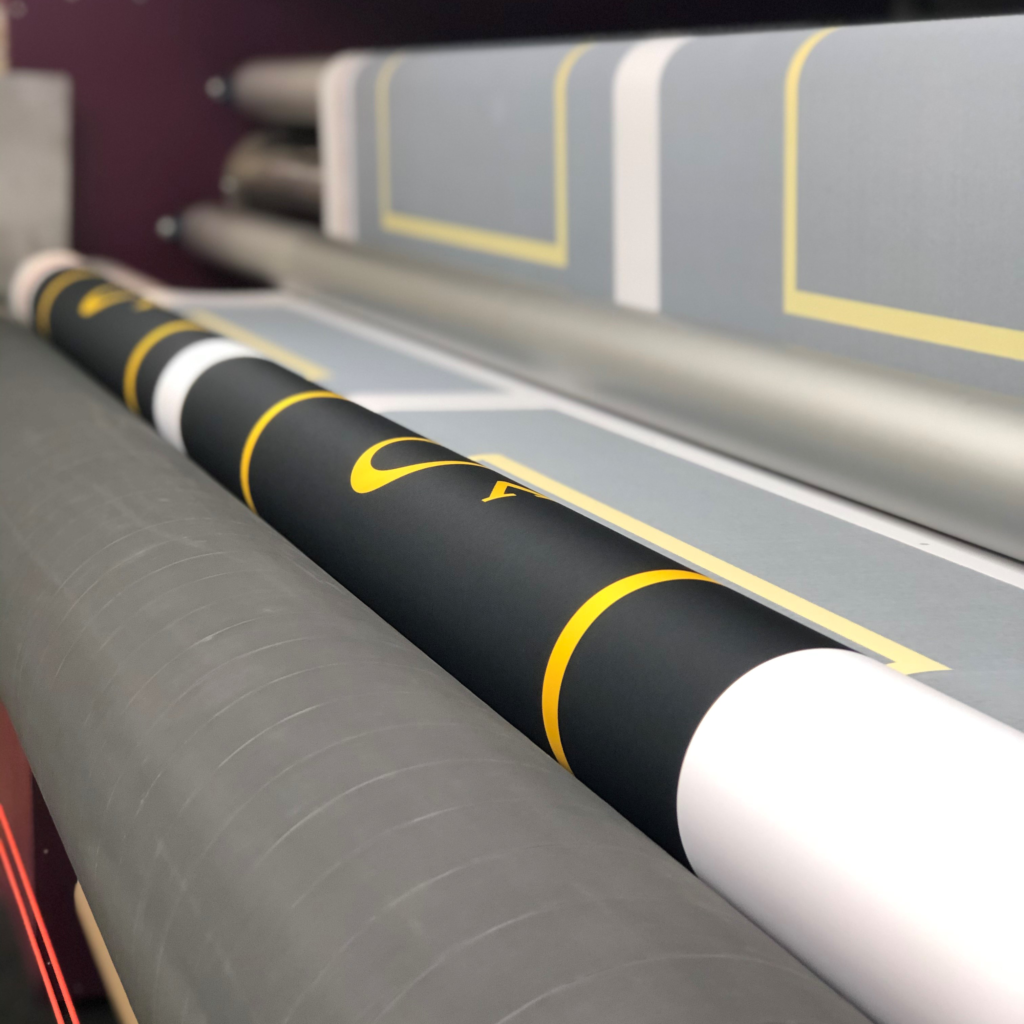 Large Format Print Roller Fabric