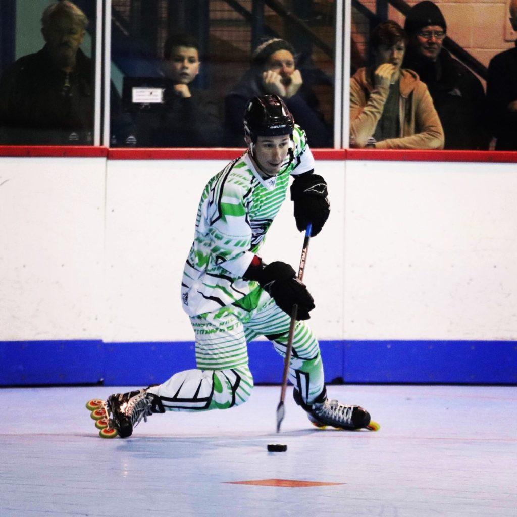 Rob Shelton Roller Hockey