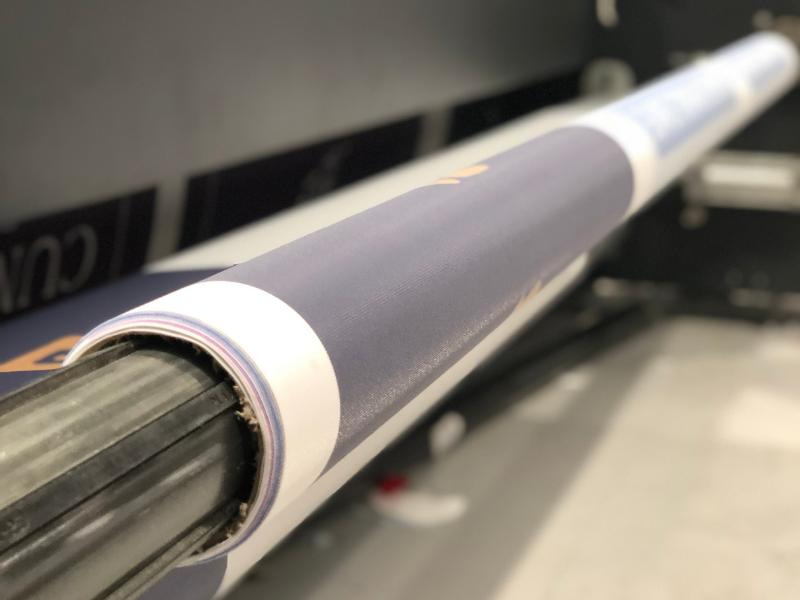 Printer Roller Large Format